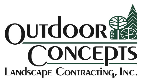 Outdoor Concepts Landscape Contracting, Inc. Logo